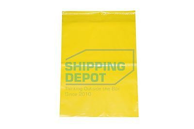 200 10x13 Yellow Color Designer Poly Mailer Shipping Self Seal Bags 10 X 13