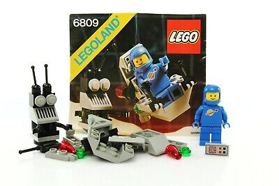 Lego Classic Space Set 6809 XT-5 and Droid 100% complete + instructions 1988