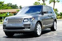 Miniature 1 Voiture Américaine d'occasion Land Rover Range Rover 2017
