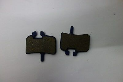 1 Pair BBB BBS-45 Brake Pads For Hayes Hfx , Blue