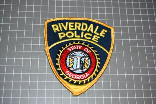 Riverdale Georgia Police Patch (US-Pol)