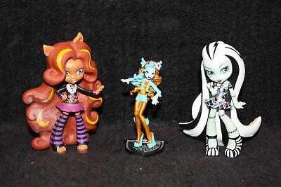Monster High Dolls 4