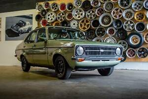 1977 Ford Escort 2.0L Medlow Bath Blue Mountains Preview