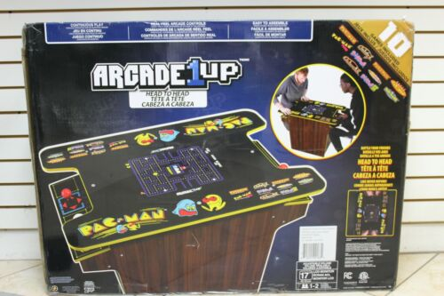Arcade1up Pacman 40th Anniversary 10 Games in 1 Full Size Cocktail Table - Mult