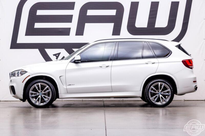 Image 3 Voiture Européenne d'occasion BMW X5 2018