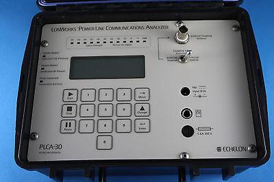 Echelon 57010-13 Plca-30 Lonworks Power Line Communication Analyzer