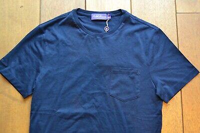 Ralph Lauren Purple Label NAVY One Pocket T-shirt NWT