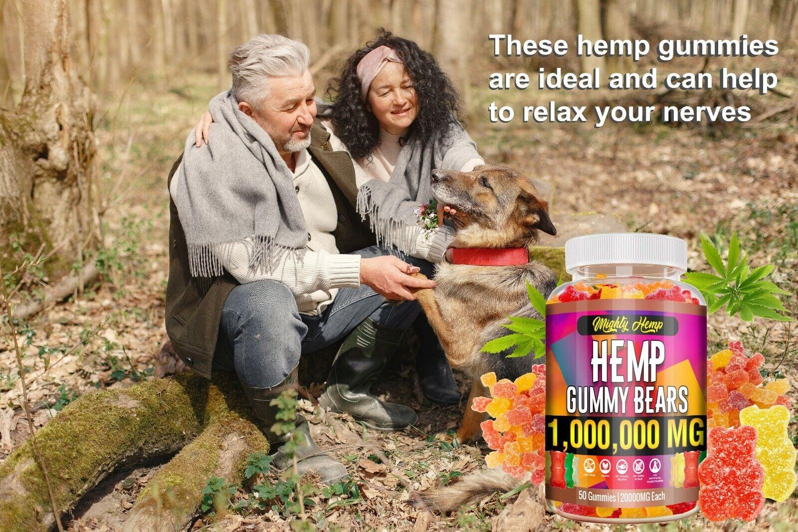 Best Hemp Oil Drops for Pain Relief, Stress, Sleep PURE & ORGANIC Vitamin 2