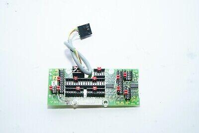 Sirona Cerec Inlab Distributor Board 6006584 D3439 Cad Cam Dental Milling Unit