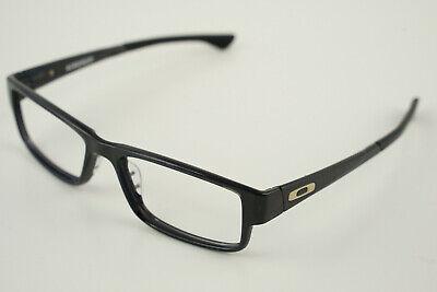OAKLEY AIRDROP OX8046-0257 EYE GLASSES 57-18-143 Frames Black Ink Frames