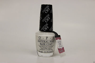 Ntb01   Opi   Glitter Off Peelable Base Coat   Polish Comes Off By Just Peeling