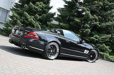 ABC Tieferlegung Mercedes SL 500 SL 63 AMG R230 MH-DEZENT TÜV konform!!
