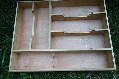 Impressionen Besteckkasten Schubfach Schublade Holz Aufbewahrung z sia Küche