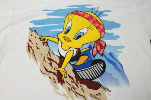 vintage 1996 looney tunes tshirt new with tags XXL
