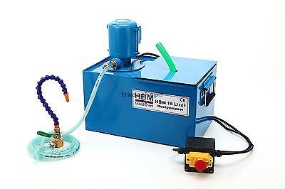 Kühlmittelpumpe 16l incl. Anschlussleitung, 230V