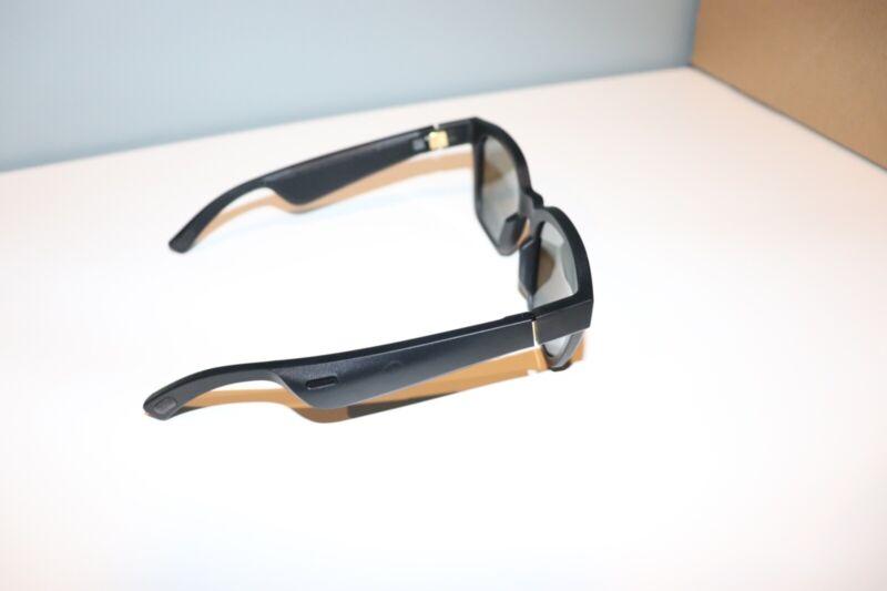 Bose Frames Alto Audio Sunglasses - Black M/L