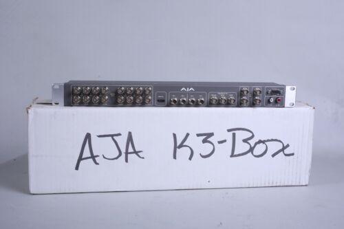 AJA K3G-BOX Breakout Box with HDMI