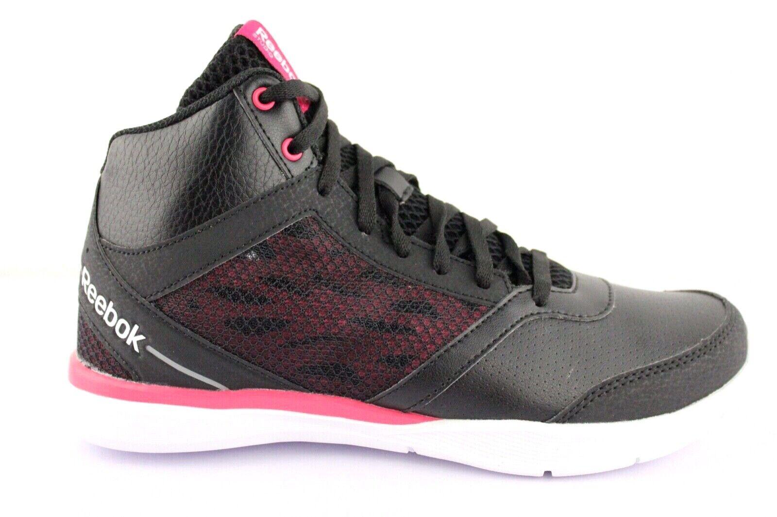 Reebok Cardio Workout RS SYN Damen Trainingschuhe Aerobic Schuhe Tanzschuhe