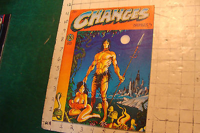Vintage High Grade: CHANGES #3; 1969, 46pgs; don hamrick