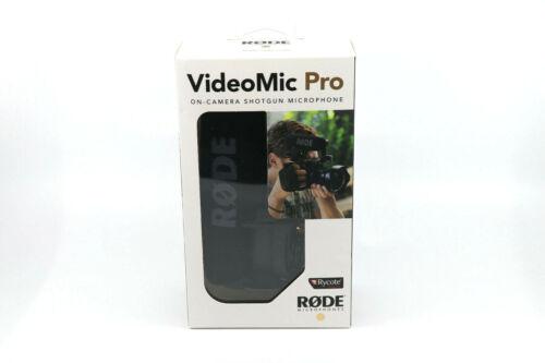 RØDE - VideoMic Pro Supercardioid Shotgun Condenser Microphone