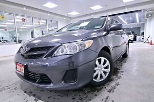2013 Toyota Corolla CE ONE OWNER,,NON-SMOKER, POWER GROUP
