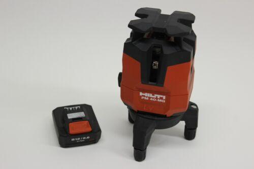 Hilti Laser PM 40-MG multi Line Laser line projectors Green