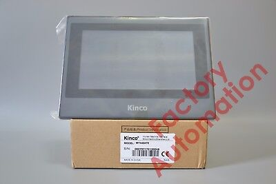 Same Day Shipping 1 Pc Kinco Touch Screen Panel Hmi Mt4434te Ethernet