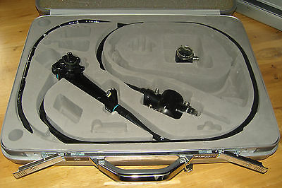 Olympus Pcf-230 Colonoscope - Boxed