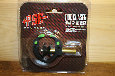 New For 2018 Tide Chaser Bowfishing Full Capture Bow Fishing Arrow Rest Rh Lh