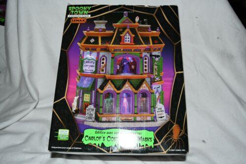 Lemax 75495 Spooky Town Carlof