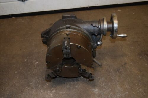 "8"" Indexer Index Rotary Table"