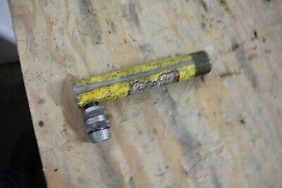 Enerpac Port-a-power Hydraulic Cylinder Ram 8.5long X 1.5 Wide