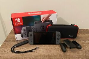 Nintendo Switch & Case /w Bundle Option