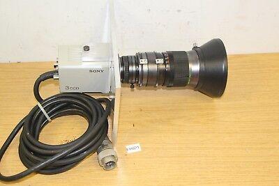 Sony Color-video-kamera (Sony DXC-930P 3CCD Color Video Kamera CCD mit Fujinon-TV Z)