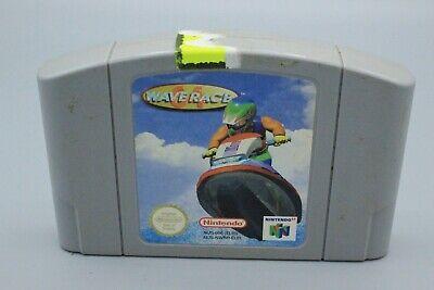 Wave Race 64 (Nintendo 64 / N64) - PAL - Nur das Modul