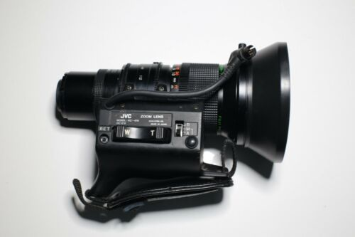 JVC HZ-416 Zoom Lens - B4 Mount
