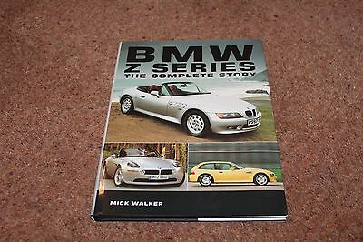 Bmw Z Series The Complete Story - Mick Walker - Crowood - 1st edition