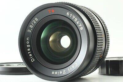 [N Mint] Contax Carl Zeiss Distagon T* 28mm F2.8 AEJ Lens Film Camera JAPAN a64