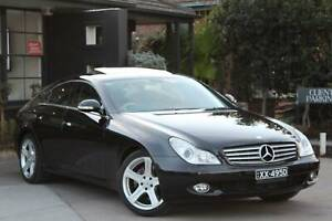 2007 Mercedes-Benz CLS350 C219 Coupe Automatic 3.5i [MY08] North Brighton Holdfast Bay Preview