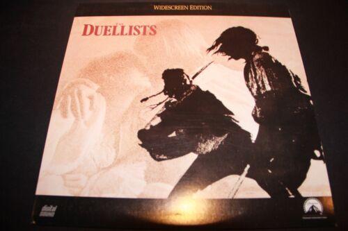 The Duellists - laserdisc