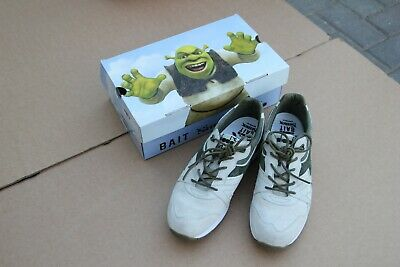 Diadora x BAIT x Shrek N9000 - Light Gray - UK11