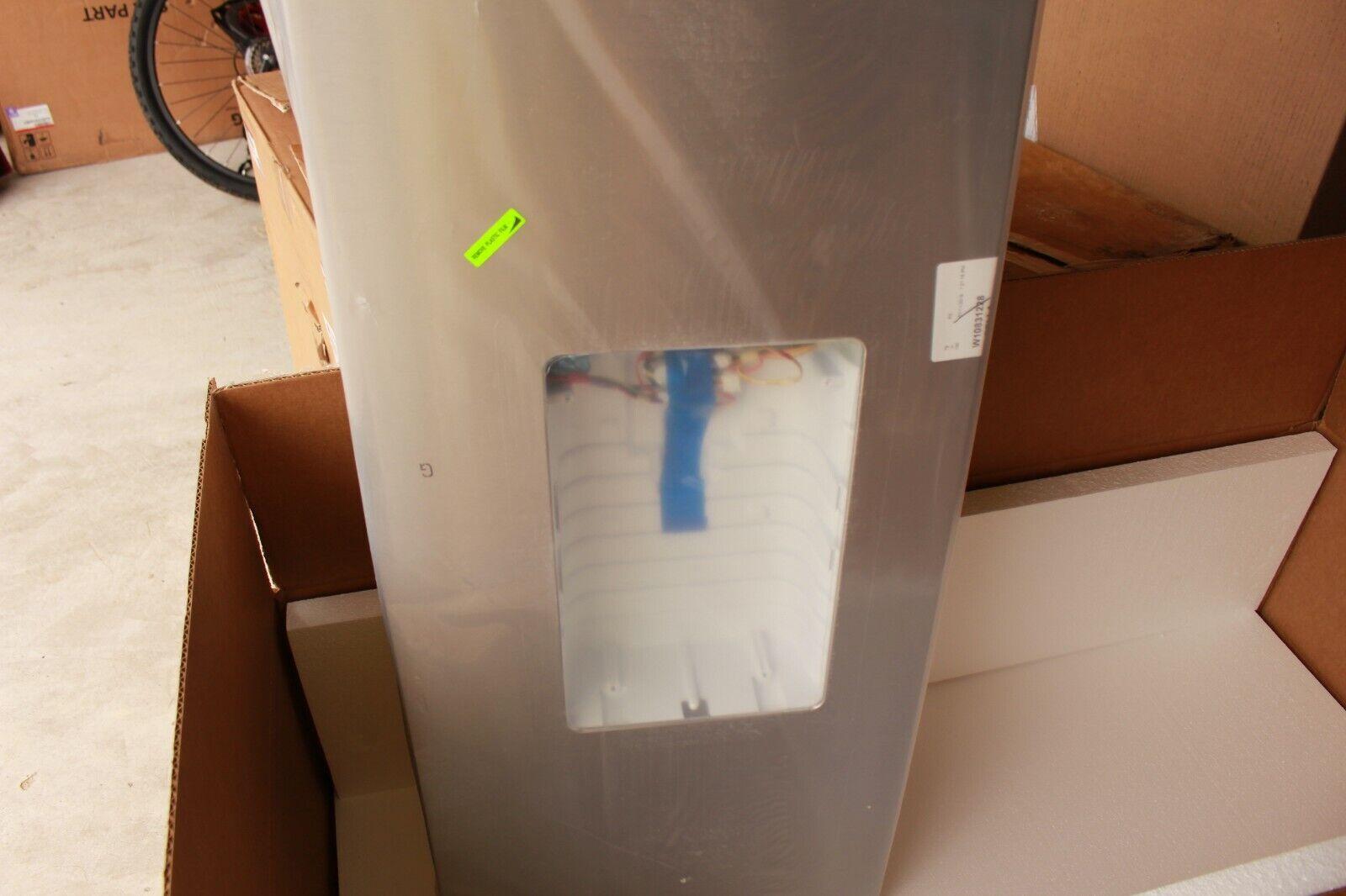 Left Door for Kitchen Aid, Whirlpool Refrigerators W10849515