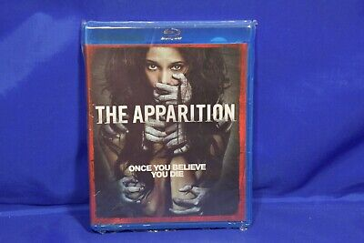 The Apparition (Blu-ray, 2012)  RESEALED (Ghostly Apparitions Dvd)
