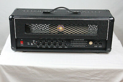 BEST CLASSIC STAGE PERFORMER 200W GUITAR AMPLIFIER AMP HEAD SOLID