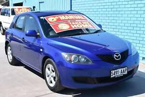 2008 Mazda 3 BK Series 2 Neo Sport Hatchback 5dr Man 5sp 2.0i Enfield Port Adelaide Area Preview