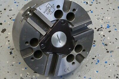 Smw Autoblok An-d 165 6.5 Lathe Chuck 3 Jaw Power Chuck