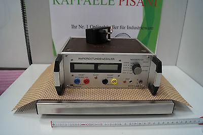 MTC MAGNETRONIC Typ DCC LAB II, Amperestundenzähler inkl Netzteil (8-16V)