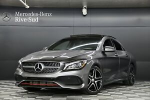 2017 Mercedes Benz CLA-Class 4MATIC COUPE, AMG SPORT PERFORMANCE
