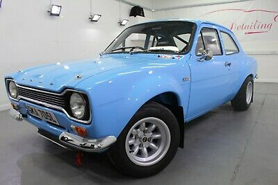 1973 FORD MK1 ESCORT RS1600 CONCOURSE SHOW CONDITION RALLY CAR RACING CLASSIC