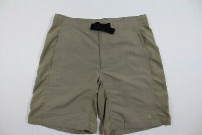 NWT Mens The North Face TNF Roan Cargo Hiking Travel Backpacking Shorts Khaki